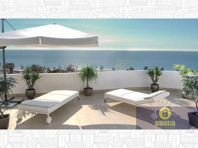 Beachfront appartment.   High quality! Excellent New development in front of the Sea. Price from € 1, Spain