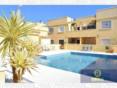 Comfortable apartment on the ground floor with terrace, garage and storage room. 2 bedrooms with fit, Spain