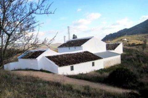 5 chambres Cortijo à vendre dans Valle De Abdalajis