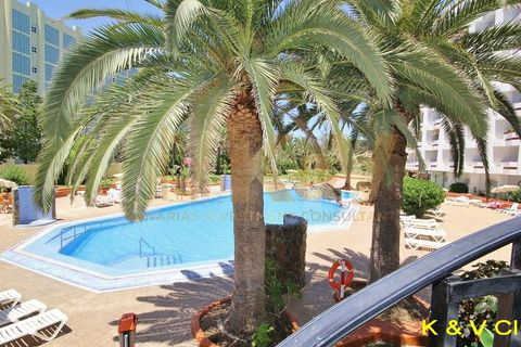 1 quarto Apartamento para arrendar em Playa Del Ingles