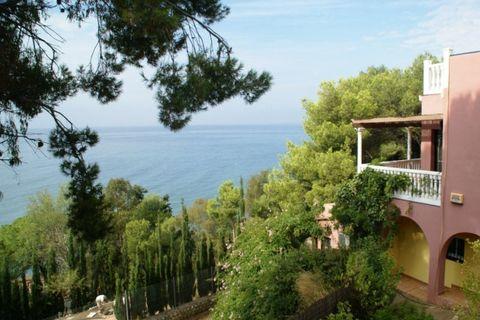 5 bedrooms Villa for sale in Algarrobo