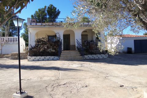 3 bedrooms Country house for sale in Turis
