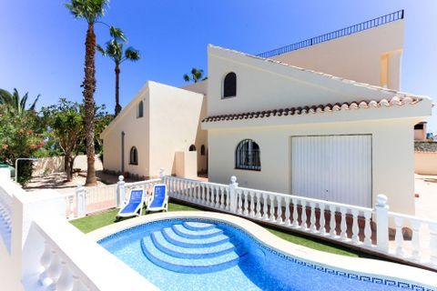 11 camere da letto Villa in vendita in Estrella Mar