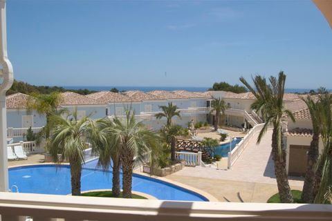 1 bedroom Apartment to rent in Moraira