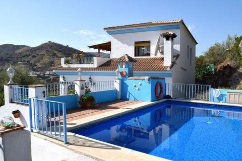 4 habitaciones Casa de campo en venta en Comares