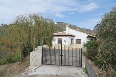 3 habitaciones Villa en venta en Competa