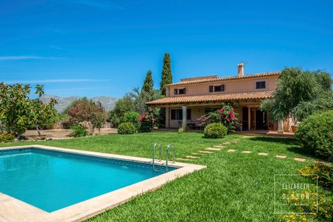 5 dormitorios Casa de campo en venta en Pollenca