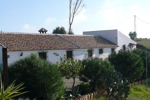 6 chambres Maison de campagne à vendre dans Velez Malaga