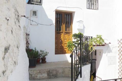 1 chambre Maison de ville à vendre dans Sedella