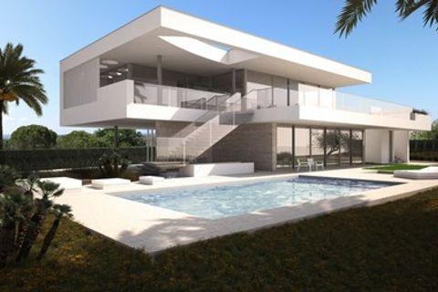 4 soveværelser Villa til salg i Lagos