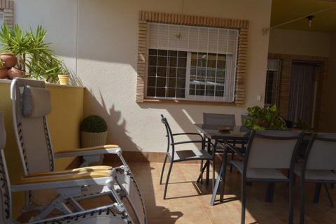 3 camere da letto Bungalow in affitto in Los Alcazares
