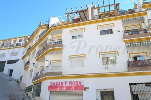 2 sovrum Lägenhet till salu i Competa