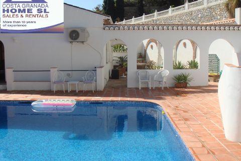4 camere da letto Villa in affitto in La Herradura