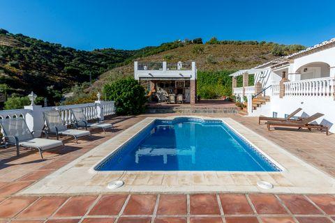 5 slaapkamers Villa te koop in Frigiliana