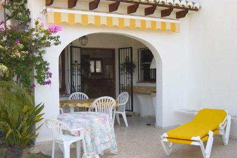 2 dormitorios Bungalow para alquilar en Moraira