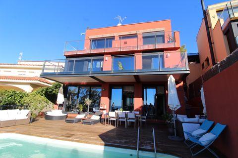 5 habitacions Casa adossada per llogar en Sitges
