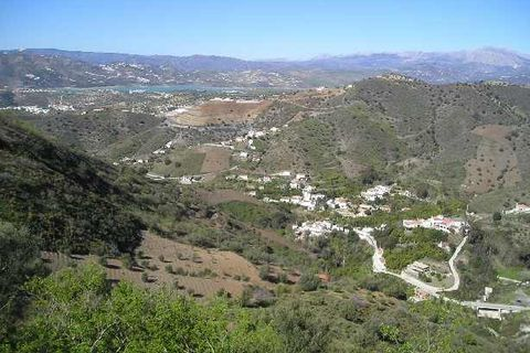 0 bedroom Land for sale in Canillas De Aceituno