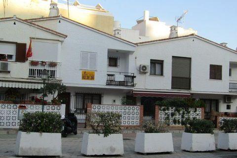 3 sovrum Radhus till salu i Torremolinos
