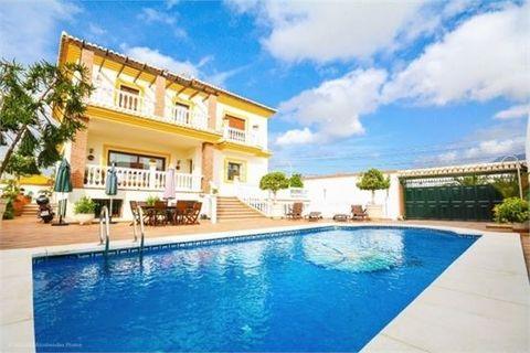 5 soverom Villa til salgs i Mijas Costa