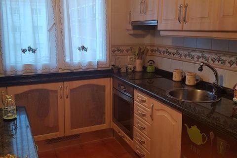 2 habitacions Apartament per vendre en Gijon