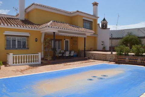 5 habitaciones Villa en venta en Velez Malaga