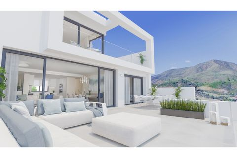 3 bedrooms Penthouse for sale in La Cala De Mijas
