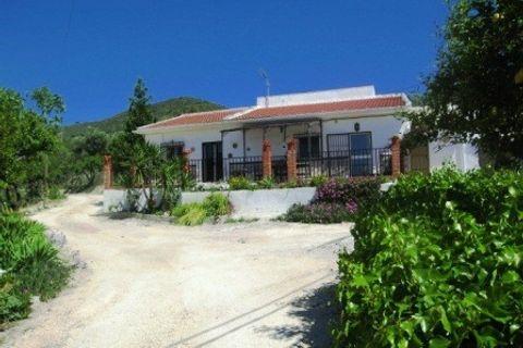 4 sovrum Hus på landet till salu i Villanueva De La Concepcion
