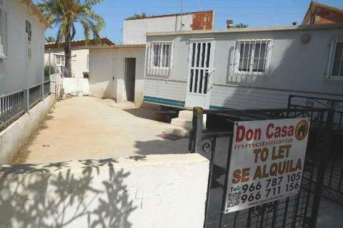 2 habitacions Casa mòbil per llogar en Torrevieja