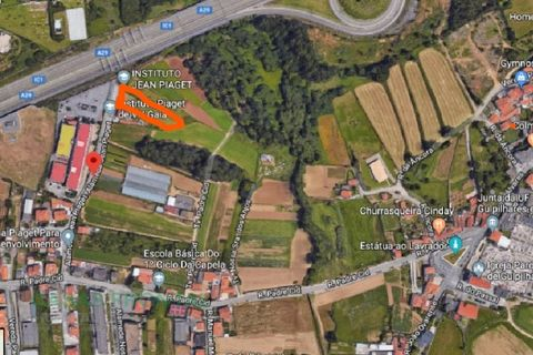 0 soverom Land til salgs i Vila Nova de Gaia