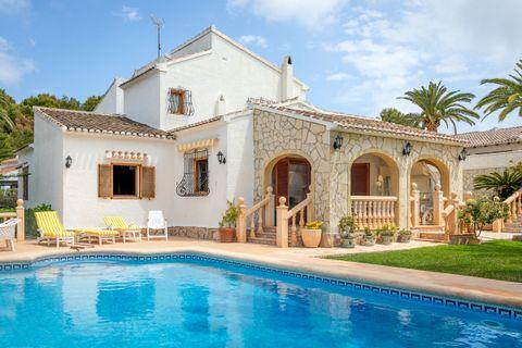 5 camere da letto Villa in affitto in Javea