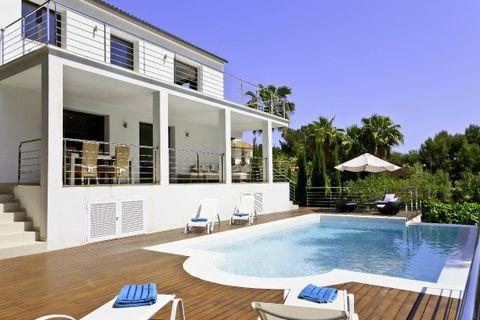 6 dormitorios Villa en venta en Costa D'en Blanes