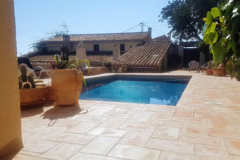 6 bedrooms Country house for sale in Benissa