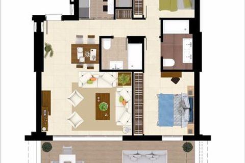 3 slaapkamers Penthouse te koop in La Cala De Mijas