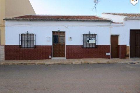 3 habitacions Masia per vendre en Humilladero