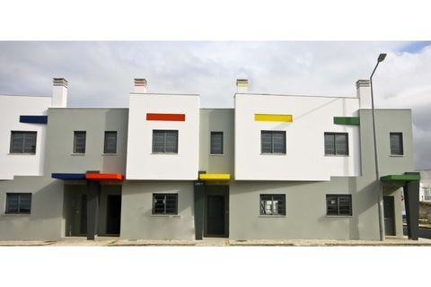 2 soverum Rækkehus til salg i Monchique