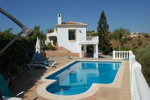 3 bedrooms Villa to rent in Frigiliana