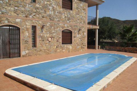 5 camere da letto Villa in vendita in Arboleas
