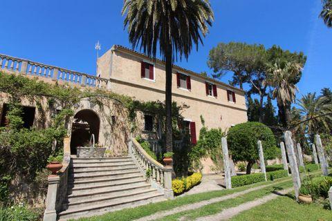 10 camere da letto Casa di campagna in vendita in Montuiri
