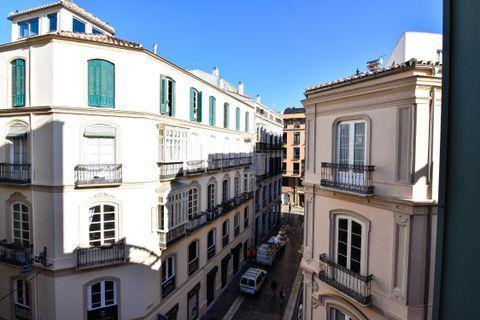 2 sovrum Lägenhet till salu i Malaga Historic Centre
