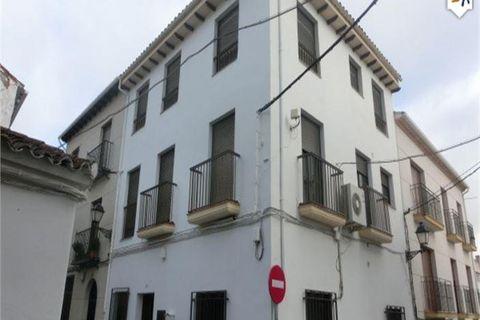 5 sovrum Radhus till salu i Alcala La Real