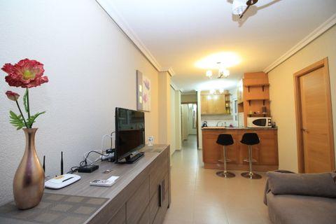 1 chambre Appartement à louer dans Torrevieja
