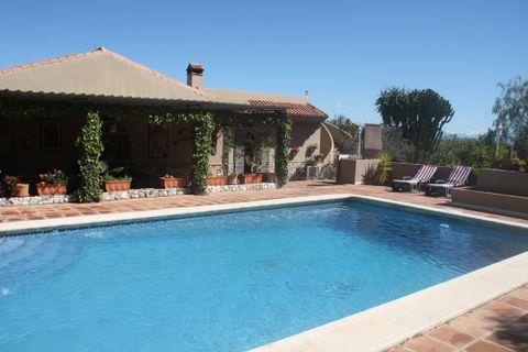 7 chambres Cortijo à vendre dans Alhaurin El Grande