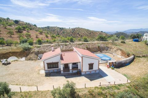 2 chambres Finca à vendre dans Almogia