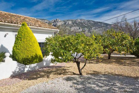 5 slaapkamers Villa te koop in Guadalest