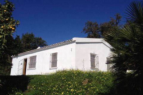 2 sovrum Bondgård till salu i Estepona