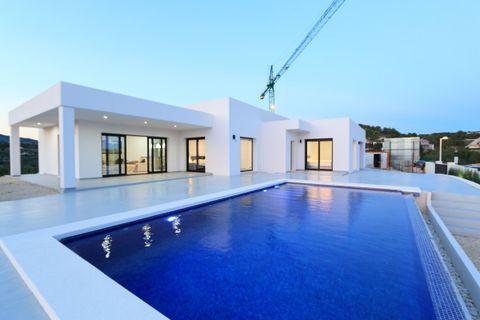 3 soveværelser Villa til salg i Calpe