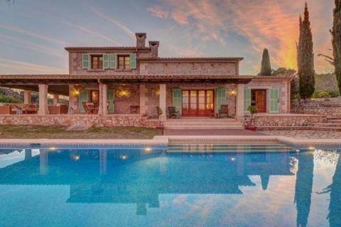 3 habitacions Casa al camp per vendre en Pollenca