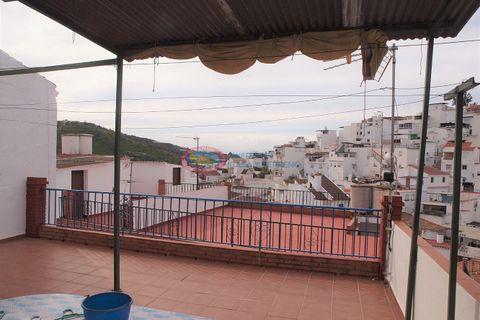 3 slaapkamers Rijtjeshuis te koop in Algarrobo