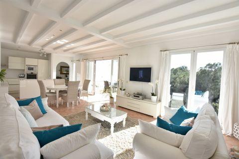 4 camere da letto Villa in affitto in Costa D'en Blanes