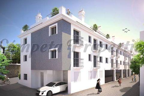 2 slaapkamers Appartement te koop in Competa